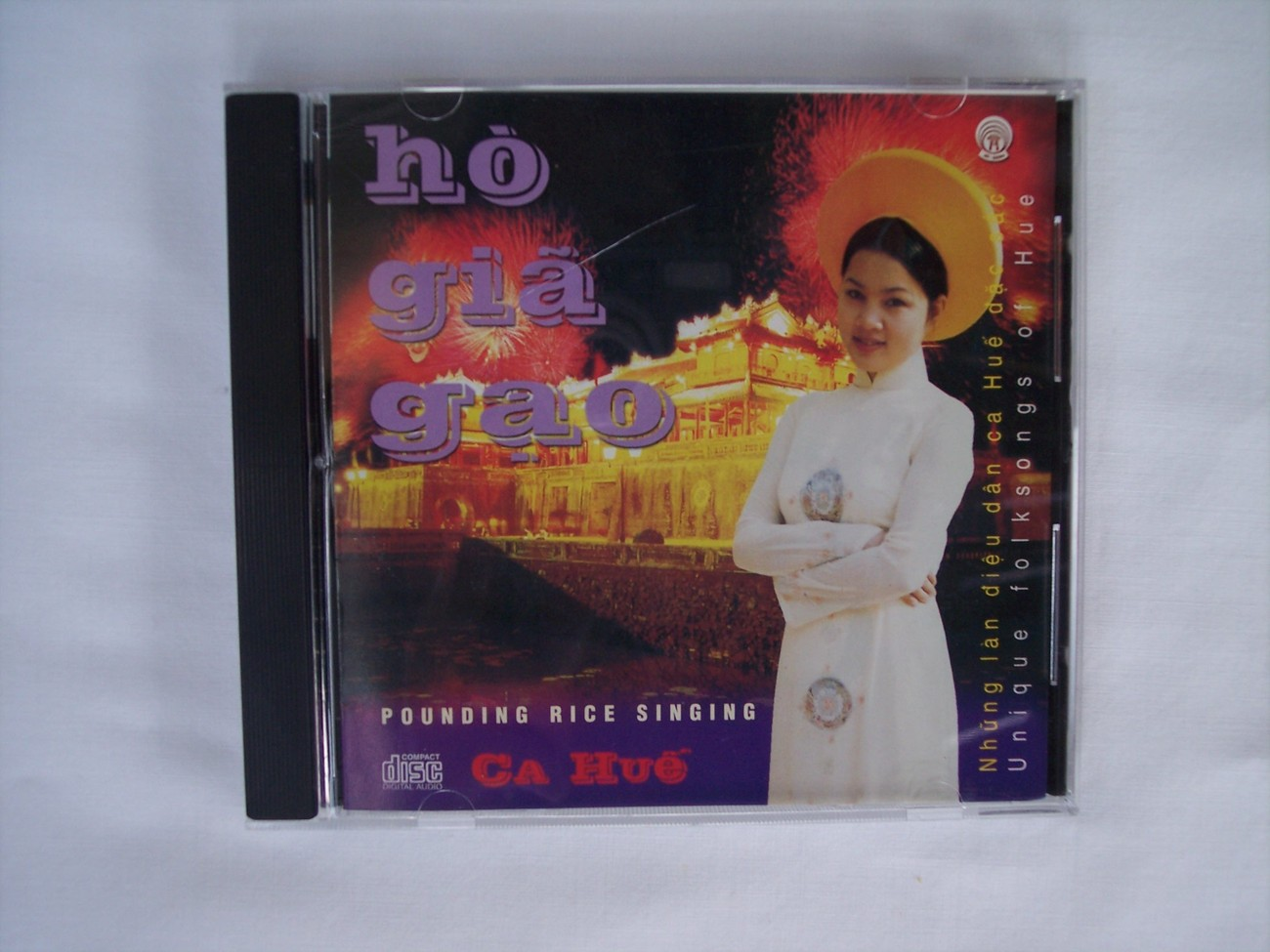 Ca Hue Ho Gia Gao Pounding Rice Singing cd