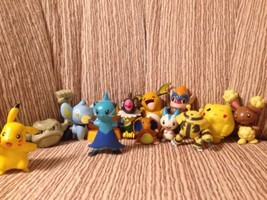 Lot Of 13 Pokemon Pokémon Hasbro Figures/ Read All Details/ See All Photos Pls - $34.65