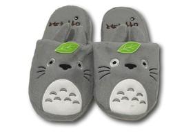 Japanese Cartoon Totoro Anime Warm Cutie Unisex Cosplay Adult Slippers  - $9.99
