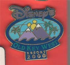 Disney Disney's Old Key West Resort - 2000   pin/pins - $16.34