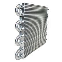 "3/8"" Universal Aluminum Transmission Oil Cooler 15-1/2"" x 10"" x 3/4"" image 6"