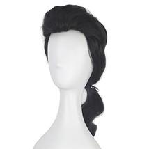 Miss U Hair Men Boy Short Wavy Brown Braid Wig Adult Costume Cosplay Par... - $35.69