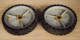 Homelite UT60526A Wheel Assembly 308236002 (denx3a) - $9.74