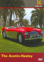 AUSTIN-HEALEY 3000 NEW DVD - $78.10