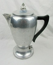 Vintage working Mirro 8 cup electric percolator Model 9122M - $18.19
