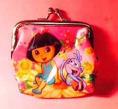 Dora The Explorer Children's Coin Purse— More Fun Character Coin Purses ... - $5.00