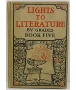 Lights to Literature by Grades Book Five by Abby E. Lane - $7.99