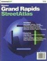 Greater Grand Rapids StreetAtlas [Jan 01, 1998] Universal Map (Firm)