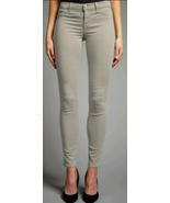 Calvin Klein Jeans Women's Sateen Mid-Rise Skinny Pants Captivate Sz 10 - $21.57