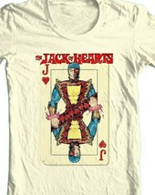 The Jack of Hearts T-Shirt classic vintage Marvel comics 100% cotton tee 1970s image 2