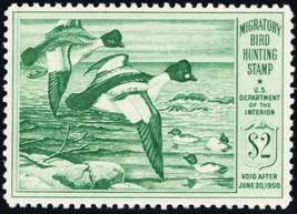 RW16, Mint VF NH $2.00 Federal Duck Stamp -- Stuart Katz - $49.95
