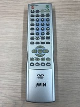 JWIN DVD  Remote Control - Tested & Cleaned                             ... - $5.99