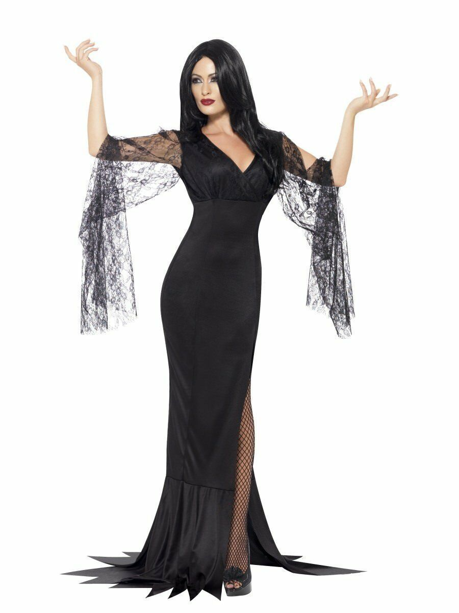 Primary image for Smiffys Immortal Soul Vampiro Strega Adulto Donna Halloween Costume 43726