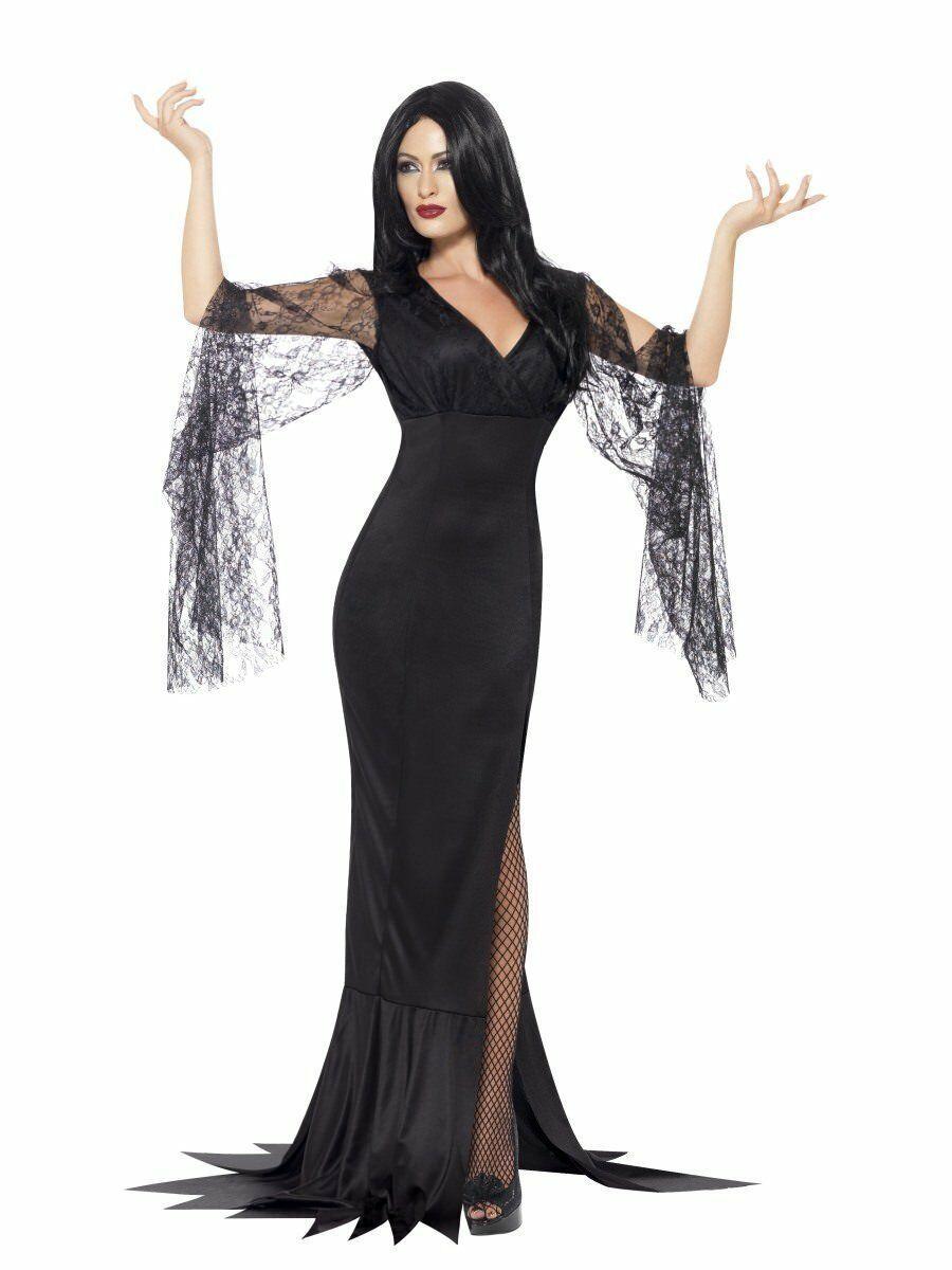 Smiffys Immortal Soul Vampiro Strega Donne Adulte Costume Halloween 43726