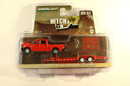 GreenLight 2016 RAM 2500 + Heavy Duty Car Trailer Hitch & Tow Series 9 Limited - $13.99