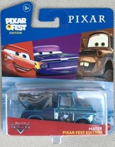 Disney Pixar Cars Pixar Fest Edition Metallic Mater New Sealed Package - $15.95