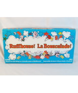 Ruffhouse Board Game 1980 Parker Brothers 100% Complete Bilingual Excell... - $22.61