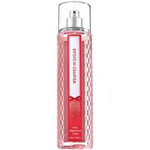 Bath and Body Works WRAPPED IN SUGAR Fine Fragrance Mist 8 Fluid Ounce (... - $19.78