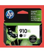 Hp 910xl black ink cartridge in sealed retail box exp mar 2021 - $35.00