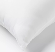 Body Pillow White - Room Essentials 52''(L), 20'' (W) 7'' thick (WHOLE PILLOW ) image 4