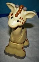 """Mattel 9"""" Little People Giraffe Sounds 2014 Toy - $10.77"""