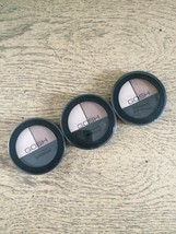 3 x Gosh Matt Duo Eye Shadow Eyeshadow #002 Melting Pale NEW Free Ship L... - $15.67