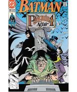 Batman Comic Book #448, DC Comics 1990 VERY FINE - $2.50