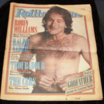 Rolling Stone Robin Williams Cars Nader 8/23/79 - $16.99