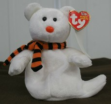 Quivers the Ghost 2002 - TY Beanie Baby Retired Rare Mint Condition Tags... - $9.89