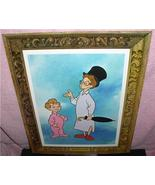 Disney John and Michael from Peter Pan Lobby Card Walt Disney Productions - $18.29