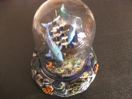 Figurine - DISCOVERY OF THE DOLPHIN - The Franklin Mint - $50.00