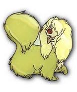 Disney Lady & Tramp Peg dog  full body pro Pin/Pins - $99.54