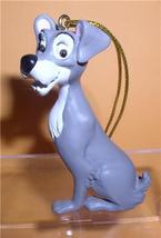Disney Lady and Tramp  (Tramp)  Christmas Ornament  Figure - $38.69