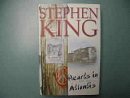 Hearts in Atlantis - Stephen King - 1st Edition - $9.00