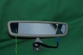 99-02 Mercedes W208 CLK320 CLK430 Rearview Auto Dim Mirror Convertible Only image 7