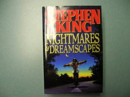 Nightmares & Dreamscapes - Stephen King - 1st Edition - $8.00