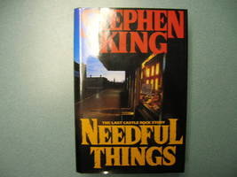 Needful Things - Stephen King - $8.00