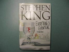 Everything's Eventual: 14 Dark Tales - Stephen King - 1st Ed - $8.00