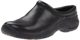 Merrell Men's Encore Gust Slip-On Shoe,Smooth Black Leather,11 M US - $123.31