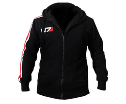RPG Game Mass Effect 3 N7 Coat Cosplay Costumes Jackets Sweatshirt Fancy Unisex  - $49.99
