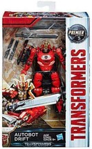 Transformers The Last Knight Autobot Drift Deluxe Class Premier - $23.38