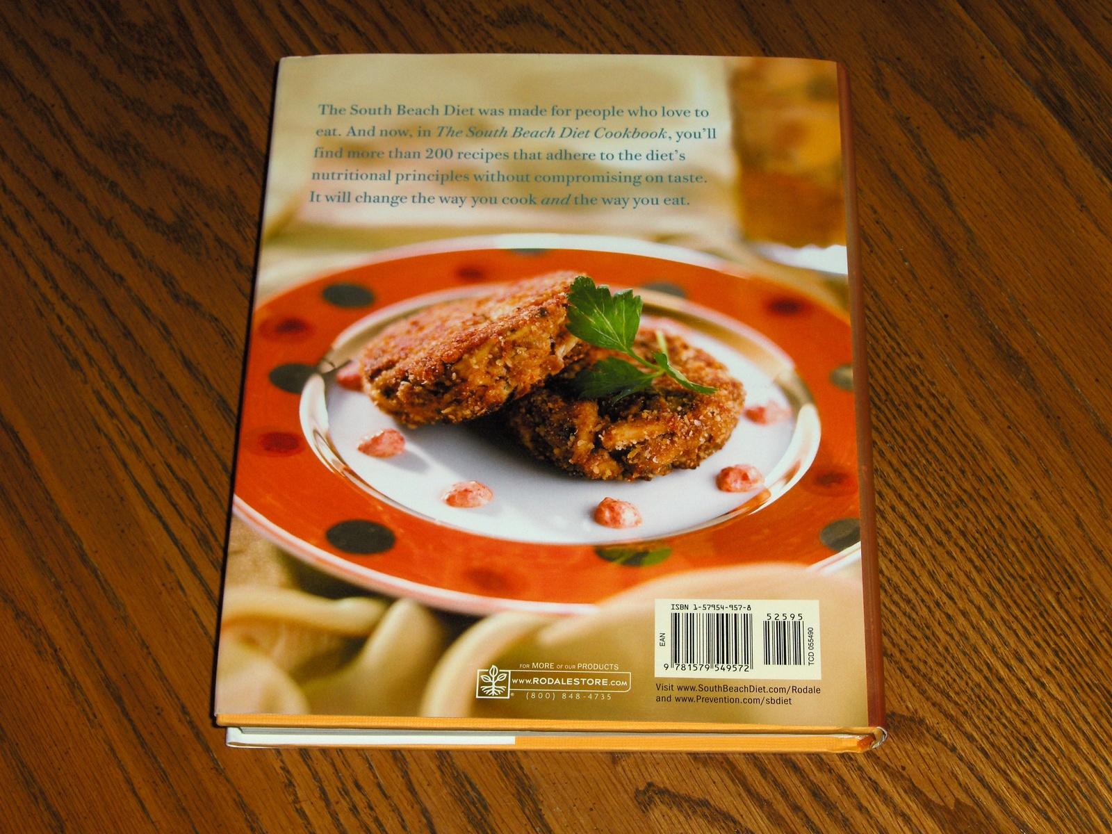 south beach diet cookbook pdf