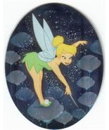 Disney Peter Pan Tinkerbell with Magic Wand Magnet Rare - $9.74