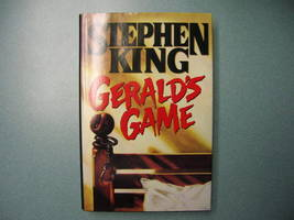 Gerald's Game - Stephen King - $8.00