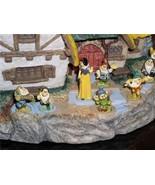 Disney Snow White & 7 Dwarfs and display 8 figures Goebel Miniatures - $1,558.85