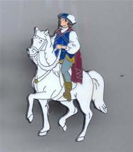 Disney Snow White  Prince with horse Pin/Pins - $27.44