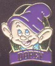 Disney  Snow White  & the 7 Dwarfs Dopey Pin/Pins - $19.34
