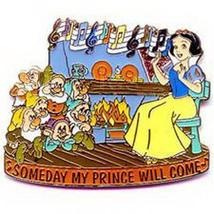 Disney Snow White with the 7 Dwarfs singing Pin/Pins - $28.05