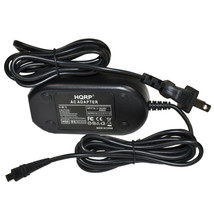 Hqrp Ac Adapter Charger For Canon Vixia Hf R20 Hf R21 Hf R200 - $20.95