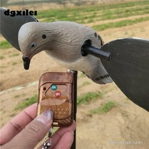 Dove Hunting Decoy Mourning Dove Motion Voodoo Dove with Remote - $96.53